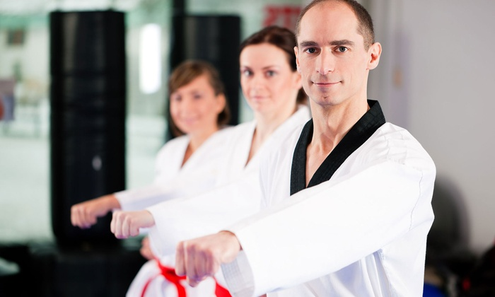 ATA Martial Arts - Multiple Locations: 10 or 16 Martial-Arts Classes with Initiation Fee and Uniform at ATA Martial Arts (94% Off)