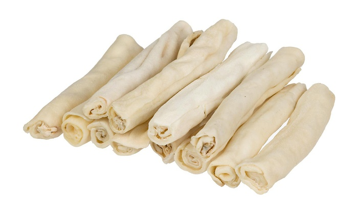 Rawhide Dog Chews 12 Pack Groupon