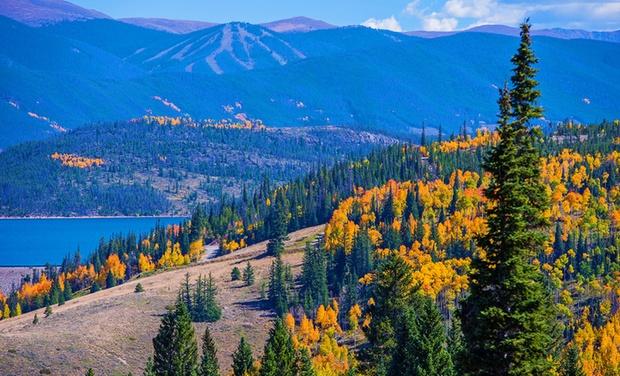 Car Rental November Colorado Mountain