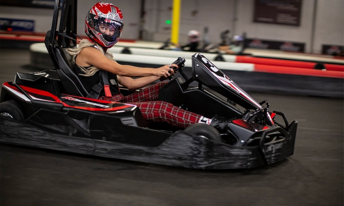 Go-Karting at K1 Speed - K1 Speed | Groupon