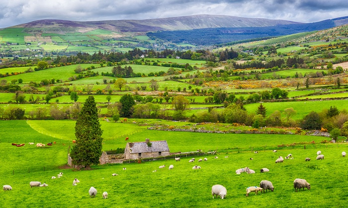 Ireland Vacation With Hotel And Air W Optional Upgrades From - Ireland vacations
