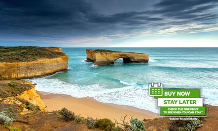 Port Fairy, VIC: 2-5 Nights for 2 with Brekky Pack, Late Check-Out, Wine and Discount Vouchers at Harmony At Tower Hill
