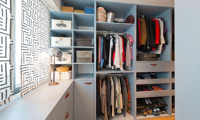 96% Off Luxury Custom Closets