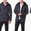 Kenneth Cole Lightweight Hooded Jackets (Size L)