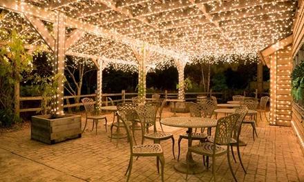 Fino a 800 luci LED ad energia solare