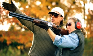 Indian Creek Shooting Center: 100 Rounds of Sporting Clays for Two or Four at Indian Creek Shooting Center (Up to 53% Off)