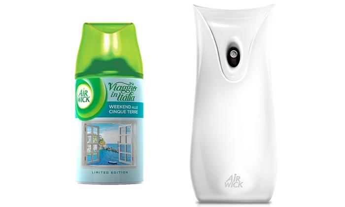 air wick freshmatic max ricarica