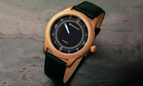 Reloj automático de la marca Heritor modelo Hoyt para hombre