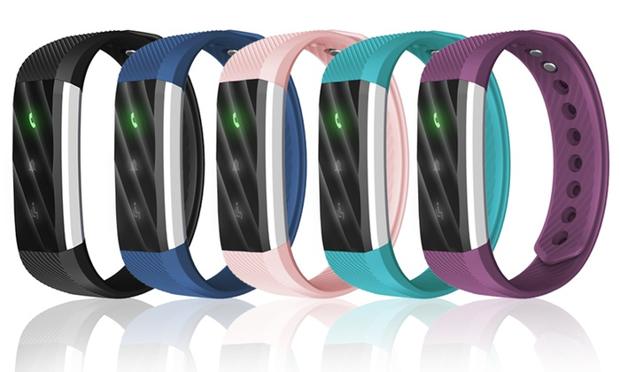 One or Two Aquarius Lite Fitness Trackers for £10.99