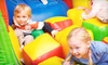 Monkey Joe's Richmond - Richmond: $6 for an Indoor-Playground Day with a Slice of Pizza and a Drink at Monkey Joe's (Up to $13.19 Value)