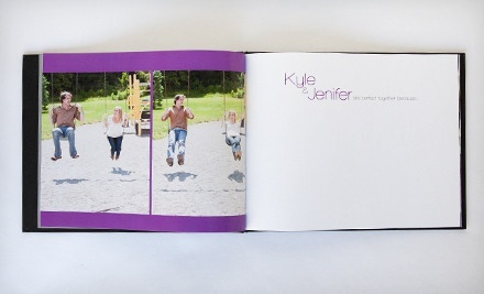 $19 for $75 Worth of Photo-Book Products from MyPictureBook