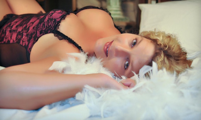 Intimate Moments Photography by Lisa — Memphis  - Downtown Medical Center: $49 for a 30-Minute Boudoir Photo-Shoot Package with a Print and CD at Intimate Moments Photography by Lisa ($445 Value)