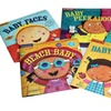 Indestructibles First Words Book Set (5-Pack)