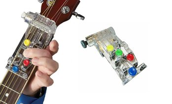 Guitar Learning System Teaching Aid