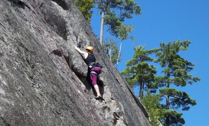 Rock Climbing Training for One, Two or Four with La Liberté Nord-Sud (Up to 43% Off)