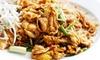 $10 for Thai Food at Jinx Kitchen + Lounge