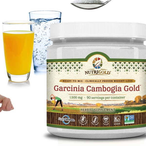 Garcinia Cambogia 1 Or 3 Pack Groupon Goods
