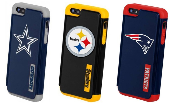 NFL Team Cases for iPhone 5/5s/SE  Groupon