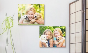 Up to 79% Off Custom Canvas Prints with Free Shipping