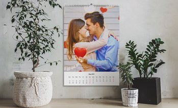 Personalised Photo Calendar