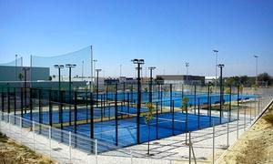 Club Vida Sport: 5, 10 o 15 clases de tenis o pádel en grupos reducidos o particulares desde 24,90 € en 3 centros de Club Vida Sport