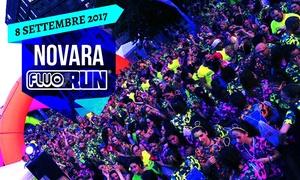 Red Events: Fluo Run, street parade sportiva tra le vie della città l'8 settembre a Novara (sconto fino a 39%)
