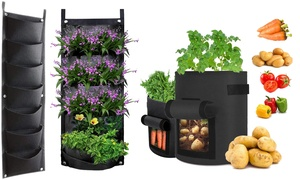 Pots ou sacs de plantation