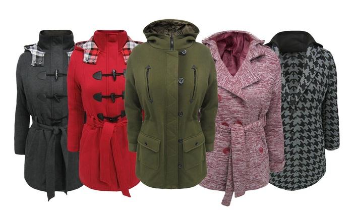 25c9f6961c Up To 72% Off on Yoki Women s Emma Fleece Jacket
