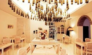 A CASA DI CAMILLA: Menu pesce con astice, gamberoni e calice di vino per 2 persone al ristorante a Casa di Camilla (sconto fino a 56%)
