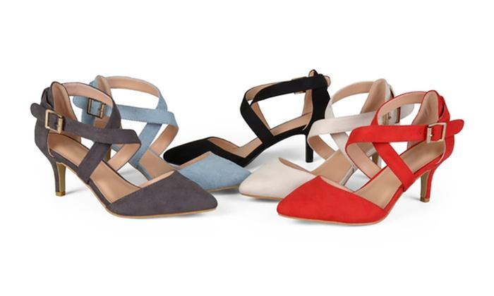 Journee Collection Dara ... Women's High Heels pCxb28tVfS
