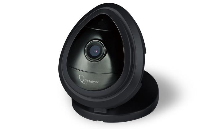 Groupon Goods Global GmbH: Caméra Smart HD Wifi Gembird à 49,99€ (50% de réduction)