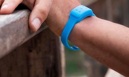 Jusqu'à 6 bracelets anti moustique de PMS International