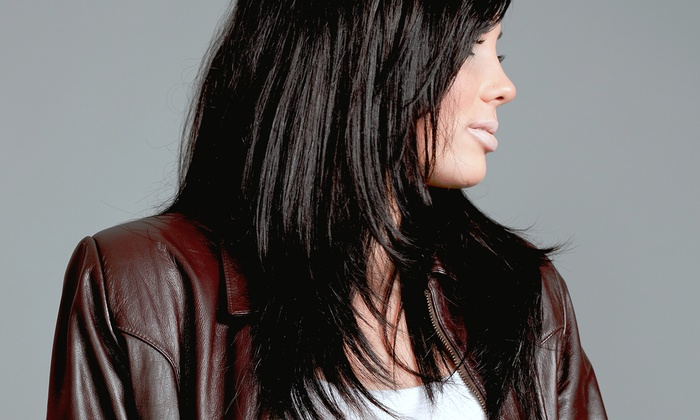 Studio M Hair Design - Mariners Mile: $99 for a Brazilian Blowout at Studio M Hair Design ($250 Value)
