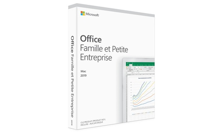 Microsoft Office Home & Business 2019 para Mac (Envío gratuito)