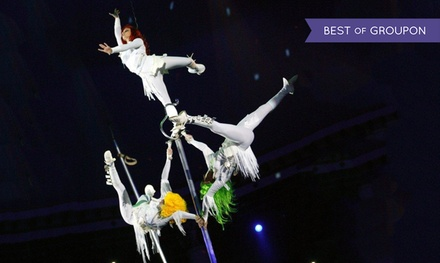 Moscow State Circus, 10–26 February at Event City (Up to 50% Off)