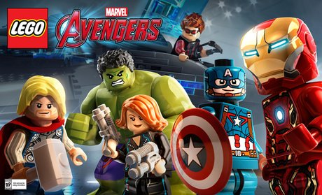 LEGO Marvel Avengers Video Game
