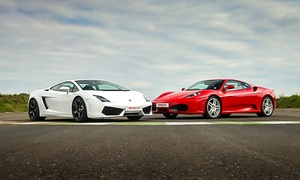 Drive Me: Sports Car or Supercar Driving Experience with Optional Passenger Ride with Drive Me, Two Locations