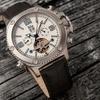 Reign Goliath Men's Semi-Skeleton Dial Watch