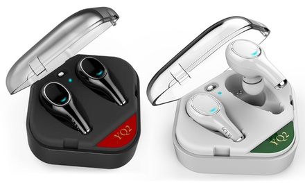 $32 for TWS 5.0 Wireless Bluetooth Earbuds