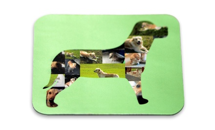 Customizable Collage Mousepad from Collage.com