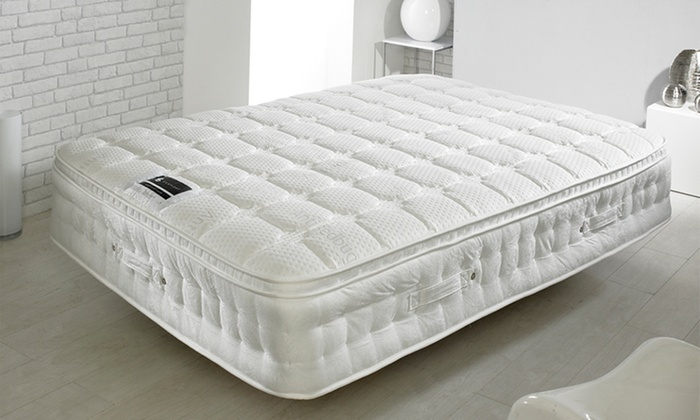 Memory Foam V Pillow Top
