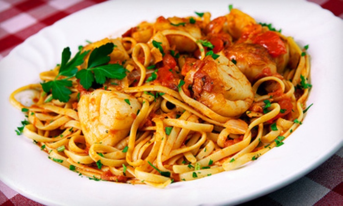 Spaghetti Bender - Newport Beach: Italian Cuisine and Drinks at Spaghetti Bender (Half Off). Two Options Available.