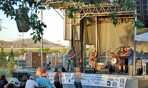 Beer, Brats & Bluegrass Festival: Single-Day or Weekend Entry for One or Two to Beer, Brats & Bluegrass Festival (Up to 52% Off)