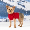 Eddie Bauer Mixed Ribbing Dog Sweater