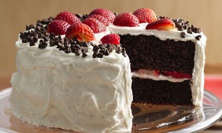 1 o 2 kg di pasticcini o torta