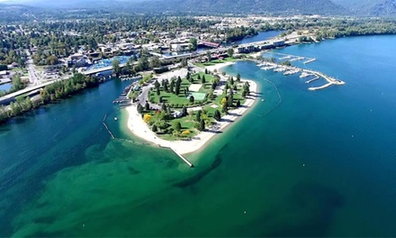 Stay at Best Western Edgewater Resort in Sandpoint, ID. Dates into June.