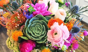 P.S. Petals and Sweets: $25 for $40 Toward Flowers at P.S. Petals and Sweets