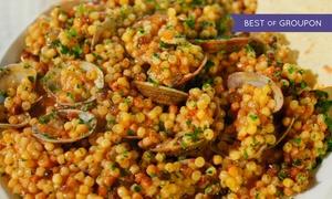 Perdigianu & Croccoriga: Menu con uno o 2 kg di paella all'Algherese più vino per 2 o 4 persone al ristorante Perdigianu & Croccoriga