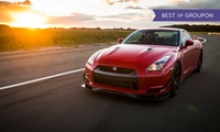 14-Lap Nissan GTR Experience for One or Two with Drift Limits (50% Off)