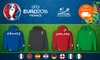 TAKE ME GLOBAL: $34.99 Official UEFA Euro 2016 Hoodie in Choice of Style and Size (Don't Pay $69.99)